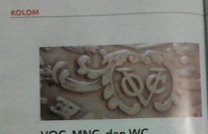 VOC, MNC dan WC