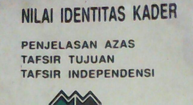 nilai identitas