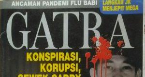 Antasari diantara konspirasi dan korupsi