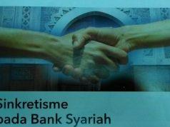 sinkretisme bank syariah
