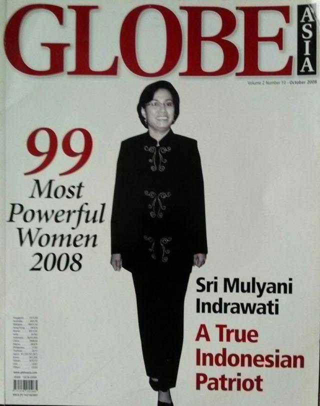 globe asia magazine oct 2008